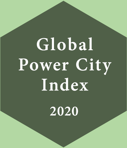 Global Power City Index 2020
